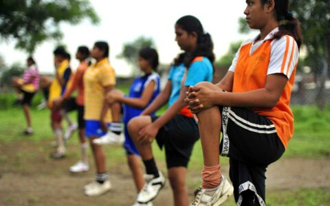 Women's football in India
